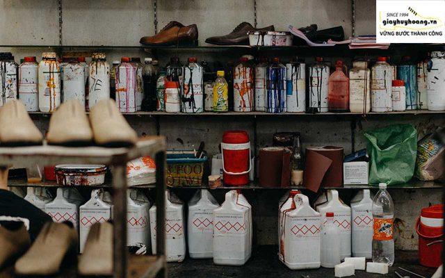 Ảnh giới thiệu công ty giày tây Huy Hoàng Since 1994 012