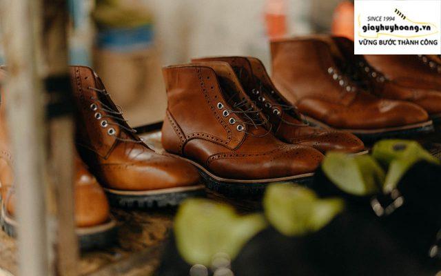 Ảnh giới thiệu công ty giày tây Huy Hoàng Since 1994 009