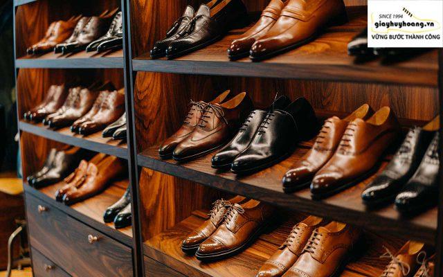 Ảnh giới thiệu công ty giày tây Huy Hoàng Since 1994 004
