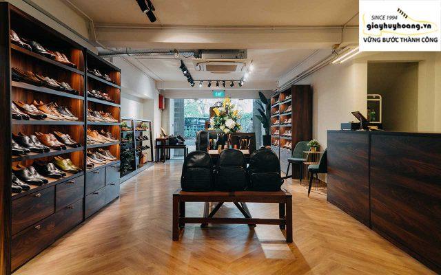 Ảnh giới thiệu công ty giày tây Huy Hoàng Since 1994 001