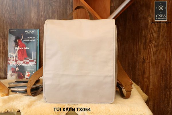 Balo đeo lưng da bò nam CNES TX054 001