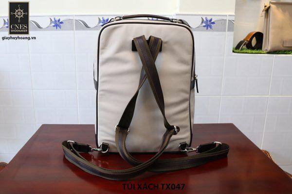 Balo đeo lưng da bò thời trang nam CNES TX047 003