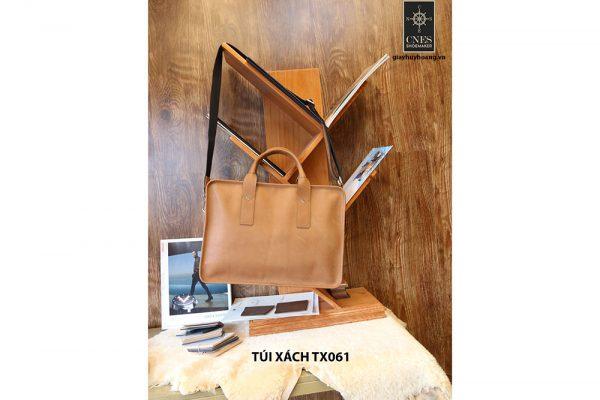 Túi xách da bò nam CNES TX061 001