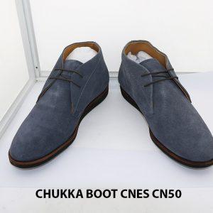 Giày da nam cổ lửng ChukkaBoot CNES CN50 007