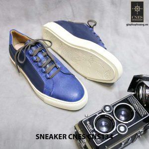 Giày da nam thể thao Sneaker Cnes 134 002