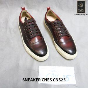 [Outlet size 41] Giày Sneaker nam CNES CNS25 001