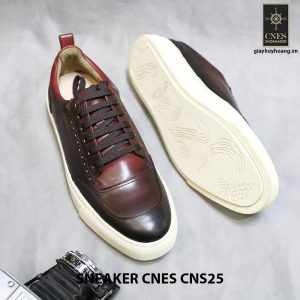 [Outlet size 41] Giày Sneaker nam CNES CNS25 002