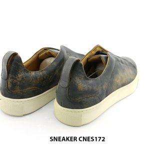 [Outlet size 39+40+43] Giày da Sneaker nam CNES172 006