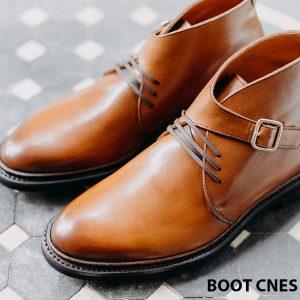 Giày Boot cổ lửng nam CNES cnes68 001