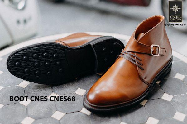 Giày Boot cổ lửng nam CNES cnes68 005