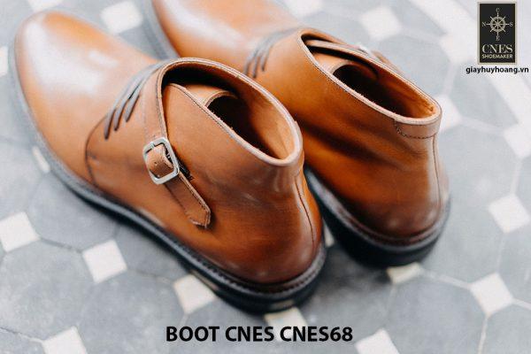 Giày Boot cổ lửng nam CNES cnes68 004
