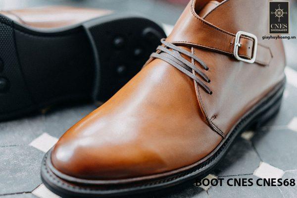 Giày Boot cổ lửng nam CNES cnes68 003