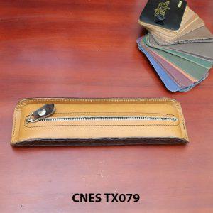Bóp da đựng bút viết cao cấp CNES TX079 001