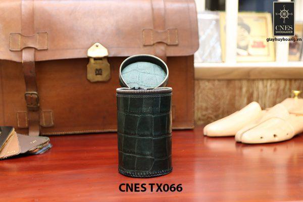 Túi da đựng xi kem đánh giày CNES TX066 004