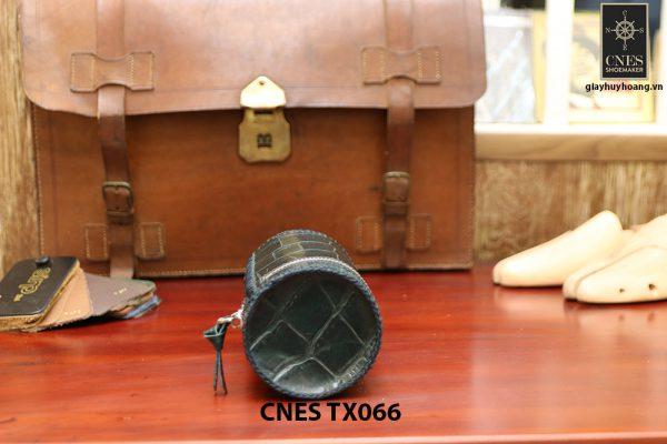 Túi da đựng xi kem đánh giày CNES TX066 003