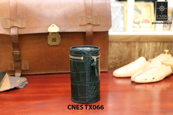 Túi da đựng xi kem đánh giày CNES TX066 002
