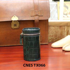 Túi da đựng xi kem đánh giày CNES TX066 001