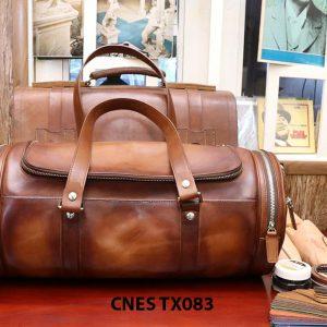 Túi xách du lịch da bò nam CNES TX083 001