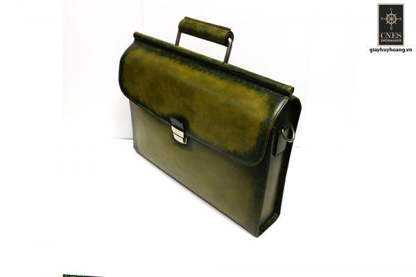 Cặp túi xách da bò nam CNES T45 002