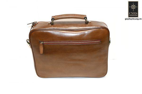 Túi đeo chéo da bò CNES T46 005