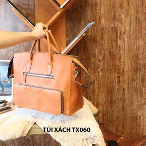 Túi xách da bò nam CNES TX060 003
