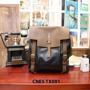 Túi đeo da bò nam CNES TX091 001
