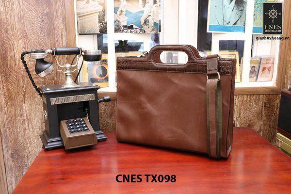Túi xách da thời trang cao cấp CNES TX098 001