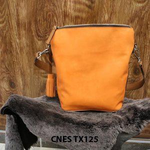 Túi đeo chéo da bò cao cấp CNES TX125 003