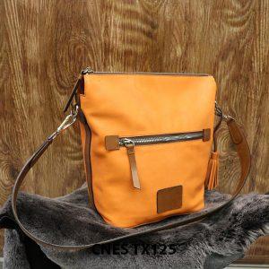 Túi đeo chéo da bò cao cấp CNES TX125 001