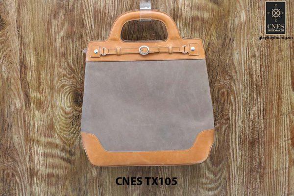 Túi xách da bò thời trang nữ CNES TX105 003