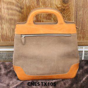 Túi xách da bò thời trang nữ CNES TX105 002