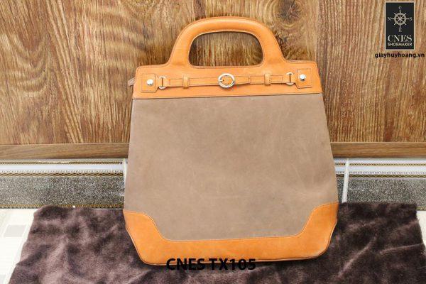 Túi xách da bò thời trang nữ CNES TX105 001