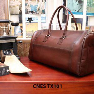 Túi xách du lịch da bò CNES TX101 003