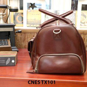 Túi xách du lịch da bò CNES TX101 002