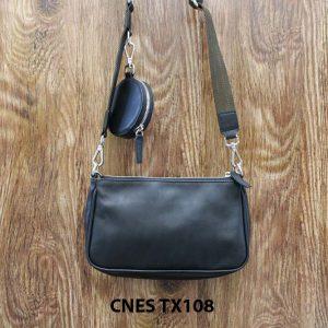 Túi đeo cao cấp da nhập khẩu CNES TX108 002