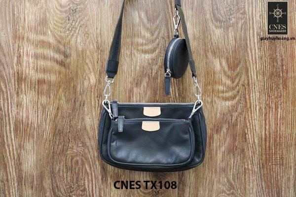Túi đeo cao cấp da nhập khẩu CNES TX108 001