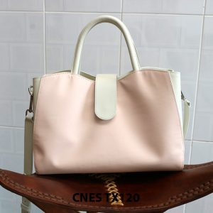 Túi da bò cho nữ tính CNES TX120 001