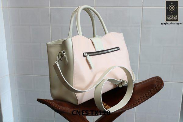 Túi da bò cho nữ tính CNES TX120 003