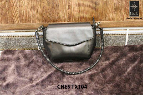 Túi đeo da bò thời trang nữ CNES TX104 001