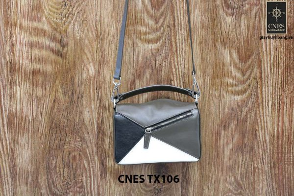 Túi đeo cao cấp da bò CNES TX106 002