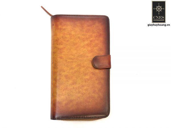 Bóp ví cầm tay dài nam CNES 006 002