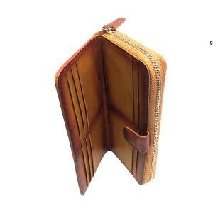 Bóp ví cầm tay dài nam CNES 006 001