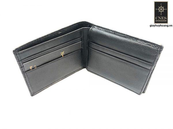 Bóp Ví ngang da cao cấp CNES 007 001