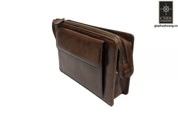 Túi ví cầm tay Clutch cao cấp CNES T26 004