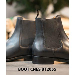 Giày Boot nam cổ cao da bò CNES BT2055 003