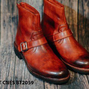 Giày khoá kéo Boot nam phong cách CNES BT2059 001
