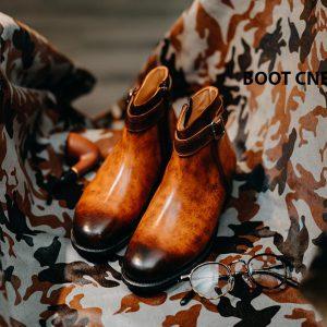 Giày tây Boot kéo phong cách CNES BT2065 001