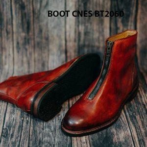 Giày tây Boot nam dây kéo CNES BT2060 005