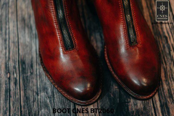 Giày tây Boot nam dây kéo CNES BT2060 002