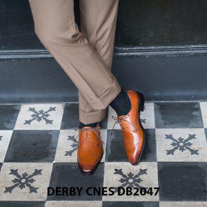 Giày tây nam chính hãng Derby CNES DB2047 004